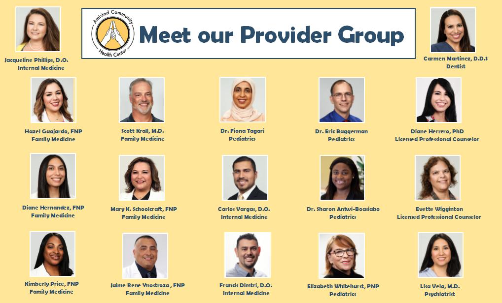 provider group