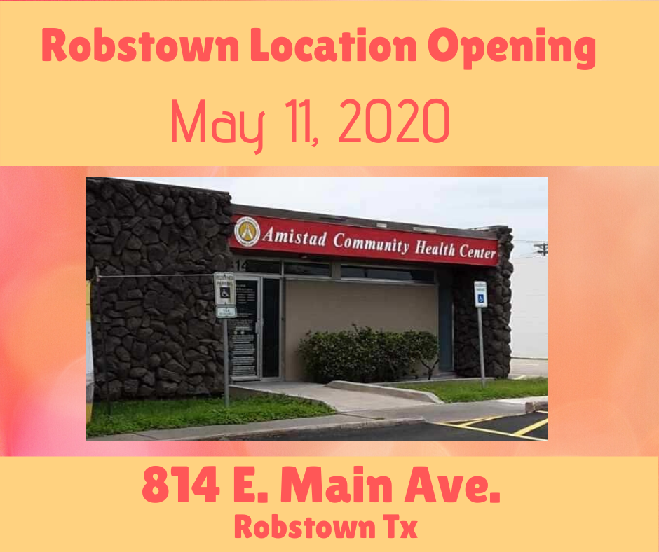NEW LOCATION <br> Opening May 11, 2020